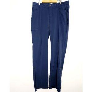 Eddie Bauer Horizon Roll Up Pants Size 10 Tall